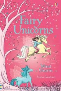 bokomslag Fairy Unicorns 3 - Wind Charm