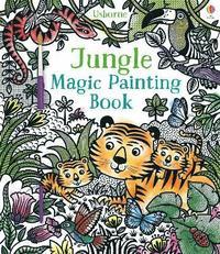 bokomslag Jungle Magic Painting Book