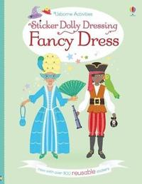 bokomslag Sticker Dolly Dressing Fancy Dress