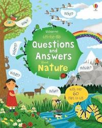 bokomslag Lift-The-Flap Questions and Answers about Nature