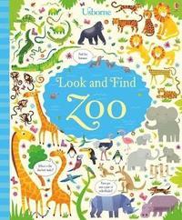 bokomslag Look and Find Zoo