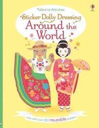 bokomslag Sticker Dolly Dressing Around the World
