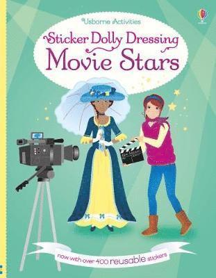 bokomslag Sticker Dolly Dressing Movie Stars