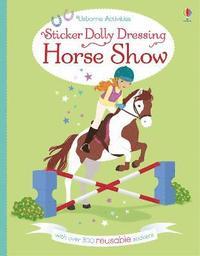 bokomslag Sticker Dolly Dressing Horse Show