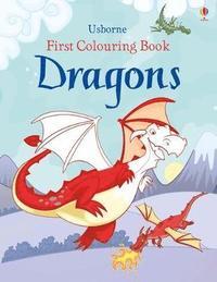 bokomslag First Colouring Book Dragons