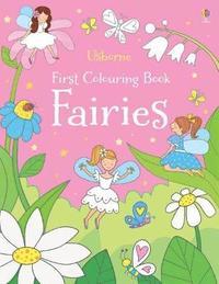 bokomslag First Colouring Book Fairies