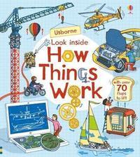 bokomslag Look Inside How Things Work