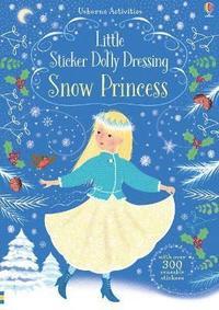 bokomslag Little Sticker Dolly Dressing Snow Princess