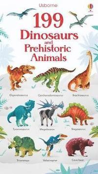 bokomslag 199 Dinosaurs and Prehistoric Animals