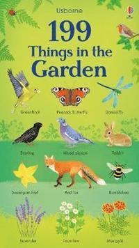 bokomslag 199 Things in the Garden