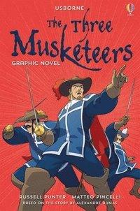 bokomslag The Three Musketeers Graphic Novel
