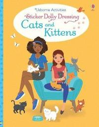 bokomslag Sticker Dolly Dressing Cats and Kittens