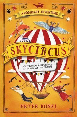 bokomslag Skycircus