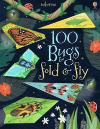 bokomslag 100 Bugs to Fold and Fly