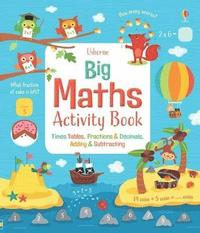 bokomslag Big Maths Activity Book