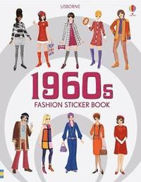 bokomslag 1960s Fashion Sticker Book