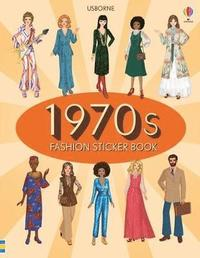 bokomslag 1970s Fashion Sticker Book