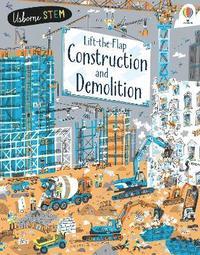 bokomslag Lift-the-Flap Construction &; Demolition