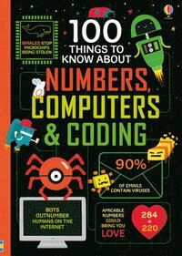 bokomslag 100 Things to Know About Numbers, Computers &; Coding
