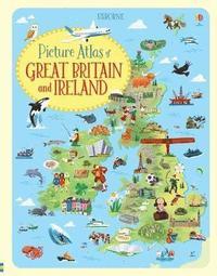 bokomslag Picture Atlas of Great Britain &; Ireland