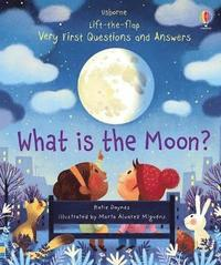 bokomslag What is the Moon?