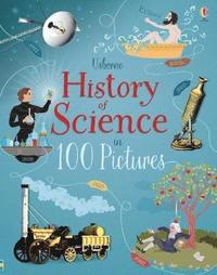bokomslag History of Science in 100 Pictures