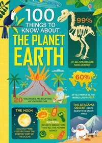 bokomslag 100 Things to Know About Planet Earth