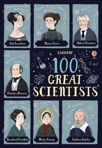bokomslag The Amazing Discoveries of 100 Brilliant Scientists