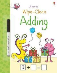 bokomslag Wipe-Clean Adding