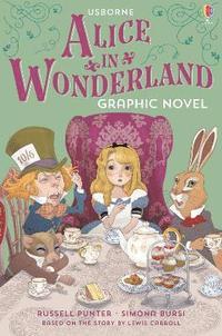 bokomslag Alice in Wonderland Graphic Novel