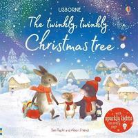 bokomslag The Twinkly Twinkly Christmas Tree