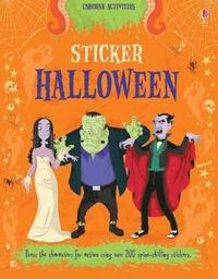 bokomslag Sticker Halloween