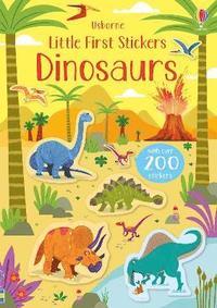 bokomslag Little First Stickers Dinosaurs