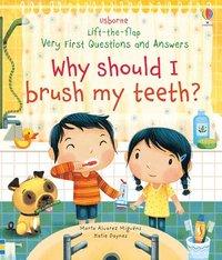 bokomslag Why Should I Brush My Teeth?