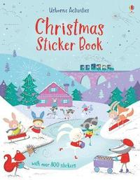 bokomslag Christmas Sticker Book