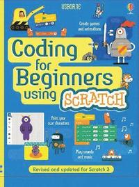 bokomslag Coding for Beginners: Using Scratch