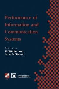 bokomslag Performance of Information and Communication Systems