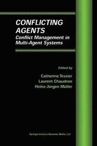 bokomslag Conflicting Agents