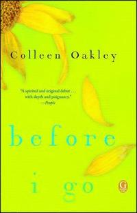 bokomslag Before I Go: A Book Club Recommendation!