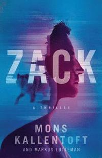 bokomslag Zack: A Thriller