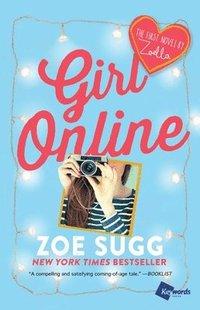 bokomslag Girl Online: The First Novel by Zoella