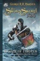 bokomslag Sworn sword: the graphic novel