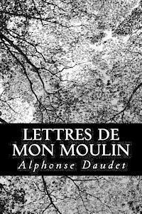 bokomslag Lettres de mon moulin
