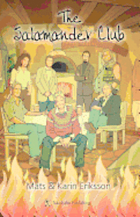 bokomslag The Salamander Club: An Evolutionary Novel