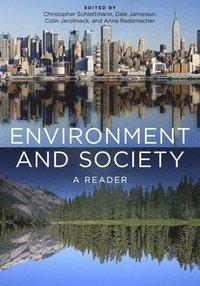 bokomslag Environment and Society