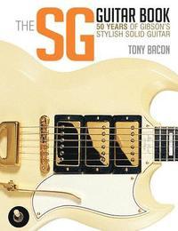 bokomslag The SG Guitar Book