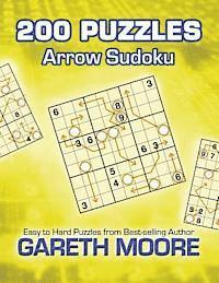 bokomslag Arrow Sudoku: 200 Puzzles