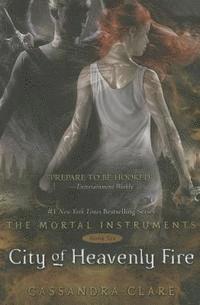 bokomslag Mortal Instruments City of Heavenly Fire