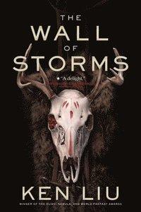bokomslag The Wall of Storms, 2