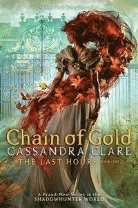 bokomslag Chain of Gold, 1